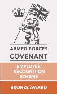 Hunton & Garget are proud supporters of the Armed Forces Covenant